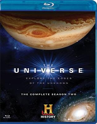 The Universe: The Complete Season Two (Region A Import Blu-ray disc):
