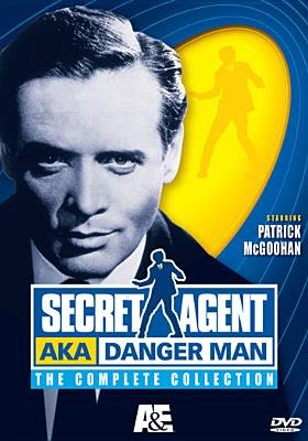 Secret Agent: The Complete Collection (Region 1 Import DVD, New Package): Don Chaffey