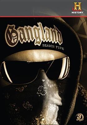 Gangland-Complete Season 5 (Region 1 Import DVD):