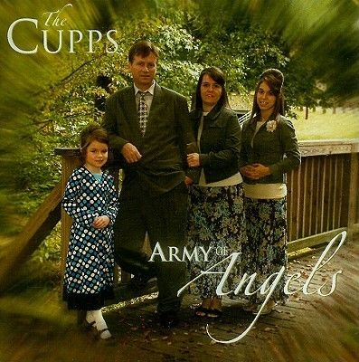 Cupps - Army of Angels (CD): Cupps