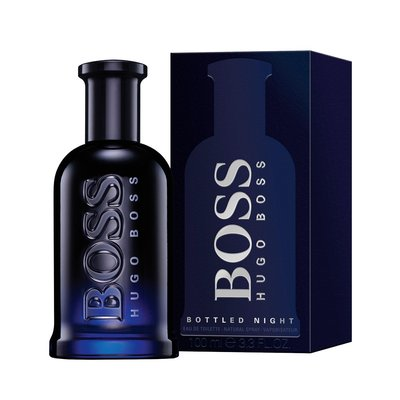 Hugo Grey Night EDT 50ml - Parallel Import: