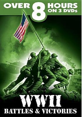 WWII: Battles & Victories (Region 1 Import DVD):