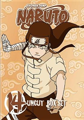 Naruto Uncut Box Set 14 Special Edition (Region 1 Import DVD, Special): Naruto