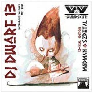 :Wumpscut: - Madman Szpital (Special Edition) (CD): :Wumpscut: