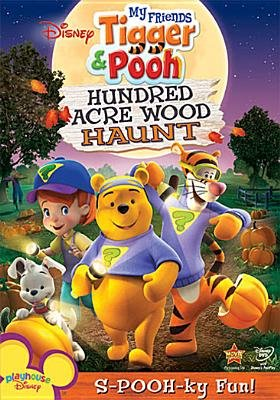 My Friends Tigger & Pooh: Hundred Acre Wood Haunt (Region 1 Import DVD):