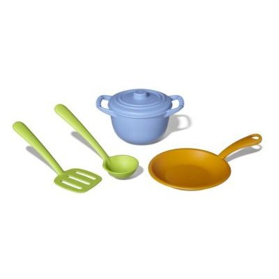 Chef Set: Green Toys