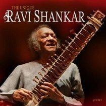 The Unique Ravi Shankar (CD, Boxed set): Ravi Shankar