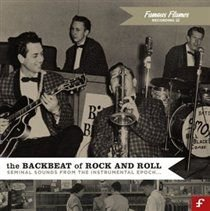 The Backbeat of Rock and Roll (CD): Various Artists