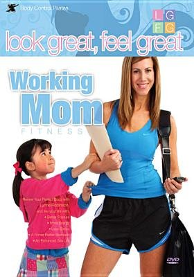 Look Great Feel Great: Working Mom Fitness (Region 1 Import DVD):