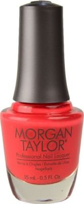 Morgan Taylor Professional Nail Lacquer Hot Hot Tamale (15ml):