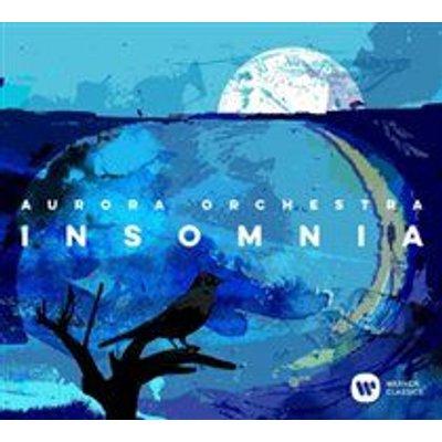 Various Artists - Insomnia (CD): Aurora Orchestra, Ivor Gurney, Francois Couperin, Benjamin Britten, John Lennon/Paul...