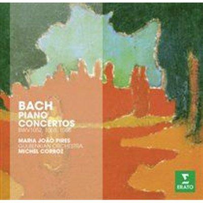 Various Artists - Bach: Piano Concertos (CD): Johann Sebastian Bach, Michel Corboz, Maria Joao Pires, Gulbenkian Orchestra