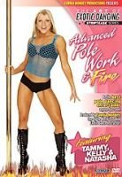 Striptease Series-Advanced Pole Dancing and Fire with Fawnia Mondey (Region 1 Import DVD): Mondey,Fawnia