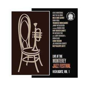 Monterey Jazz Festival Sampler (CD): Various Artists