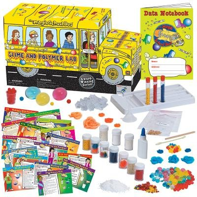 The Magic School Bus Slime and Polymer Lab: The Young Scientists Club