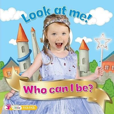 Who Can I Be? (Board book): Dee Phillips
