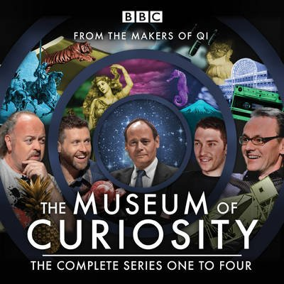 The Museum of Curiosity, Series 1-4 - 24 Episodes of the Popular BBC Radio 4 Comedy Panel Game (Standard format, CD, A&M): John...