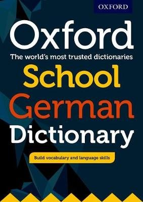 Oxford School German Dictionary (Mixed media product):