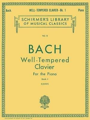 J.S. Bach - Well-Tempered Clavier For The Piano Book I (Paperback): Johann Sebastian Bach