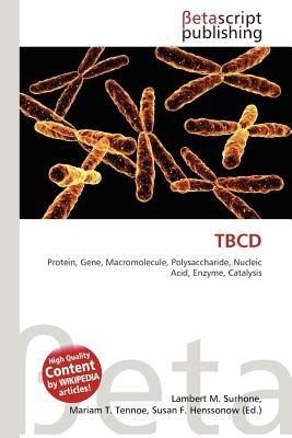 Tbcd (Paperback): Lambert M. Surhone, Mariam T. Tennoe, Susan F. Henssonow