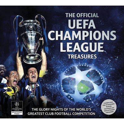 The Official Uefa Champions League Treasures (Hardcover): Keir Radnedge