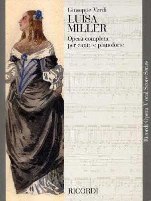 Luisa Miller - Vocal Score (Paperback):