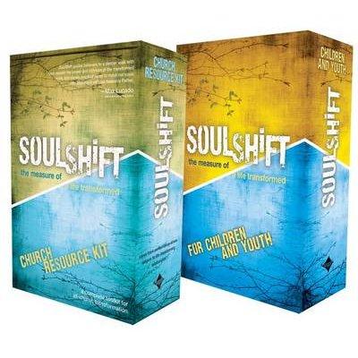 Soulshift Family Ministry Kit (Hardcover): Wesleyan Publishing House