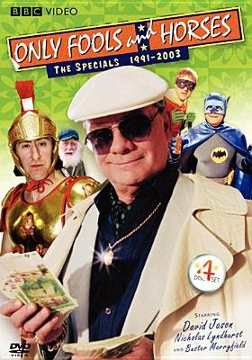 Only Fools & Horses - The Specials 1991-2003 (Region 1 Import DVD):