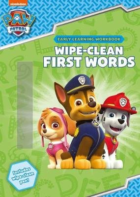 Wipe-Clean First Words (Paperback): Charlotte Raby, Scholastic