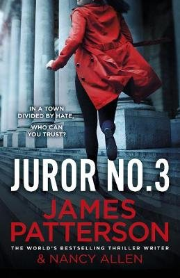 Juror No. 3 (Paperback): James Patterson, Nancy Allen