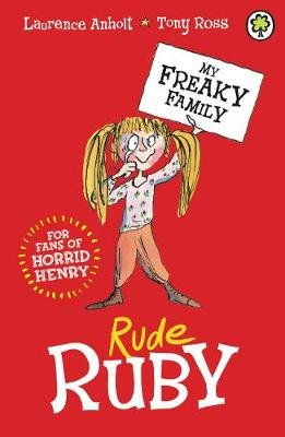 Rude Ruby - Book 1 (Electronic book text): Laurence Anholt