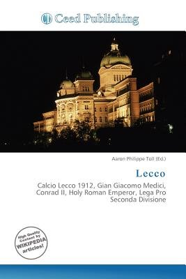 Lecco (Paperback): Aaron Philippe Toll