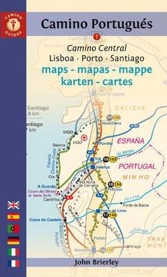 Camino Portugues Maps - Mapas - Mappe - Karten - Cartes - Lisboa - Porto - Santiago (English & Foreign language, Paperback, 3rd...