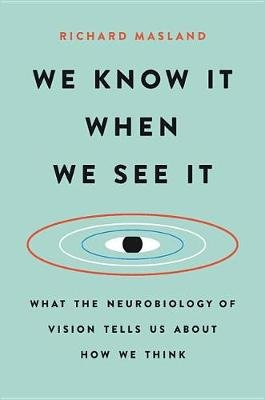 We Know It When We See It - What the Neurobiology of Vision Tells Us about How We Think (Hardcover): Richard Masland