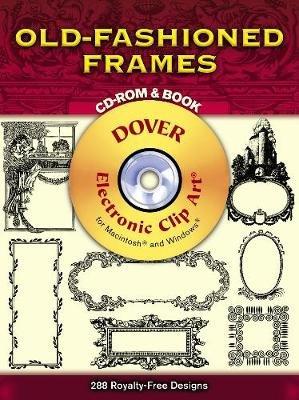 Old Fashioned Frames (Kit): Clip Art