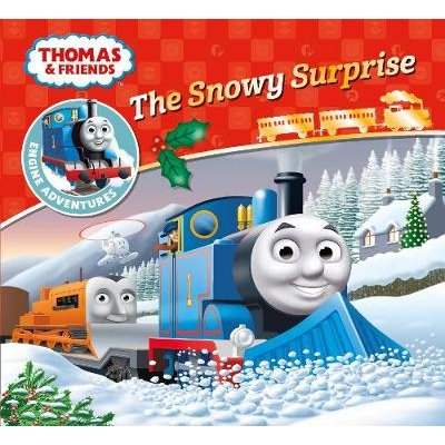 Thomas & Friends: The Snowy Surprise (Paperback): Egmont Publishing UK