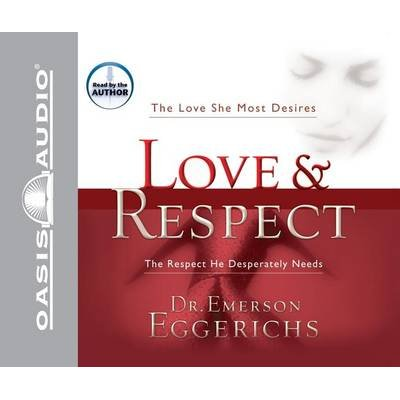 Love & Respect (Standard format, CD, Library ed.): Emerson Eggerichs
