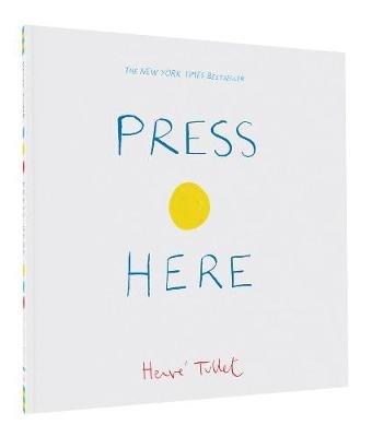Press Here - The Big Book (Big book, New E.): Herve Tullet