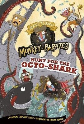 Hunt for the Octo-Shark - A 4D Book (Hardcover): Pauline Reeves