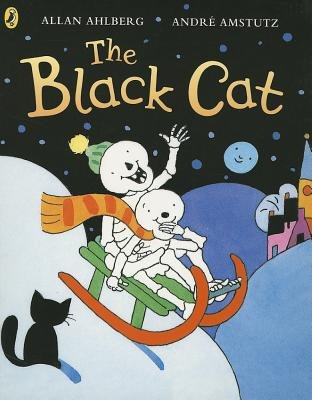 The Black Cat (Paperback): Allan Ahlberg