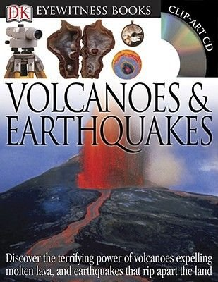 Volcano & Earthquake (Hardcover): Susanna Van Rose