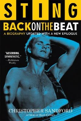 Sting - Back on the Beat (Paperback): Christopher Sandford