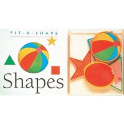 Fit-a-shape Shapes (Paperback):