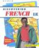 McDougal Littell Discovering French Nouveau - Student Edition Level 2 1997 (Hardcover): McDougal Littel