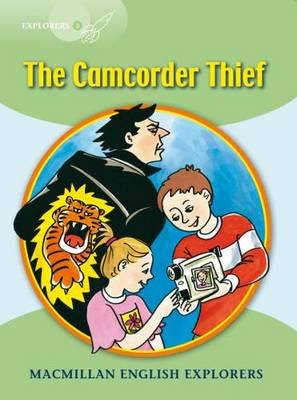 Explorers: 3 The Camcorder Thief (Paperback): Louis Fidge, Richard Brown