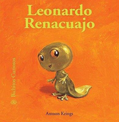 Leonardo Renacuajo (Spanish, Hardcover): Antoon Krings