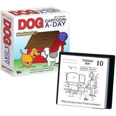 Dog Cartoon-a-Day 2011 (Calendar, 2011): Jonny Hawkins