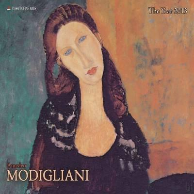 Amedeo Modigliani 2013 (Calendar):