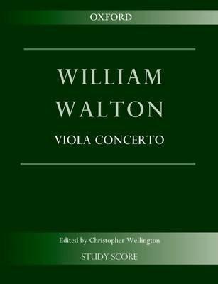 Concerto for Viola and Orchestra (Sheet music, Reduction for viola and piano): William Walton