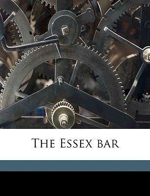 The Essex Bar (Paperback): Cortlandt Parker